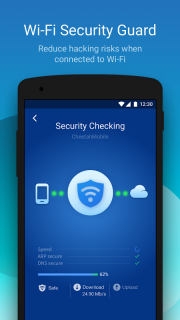 CM Security AppLock AntiVirus screenshot 1