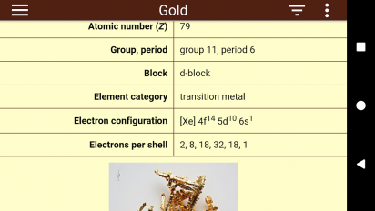 periodic table screenshot 2