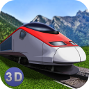 Europe Train Simulator 3D