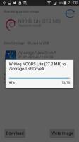 Pi SD Card Imager Screen