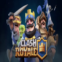 Clash Royale game and guide download Icon