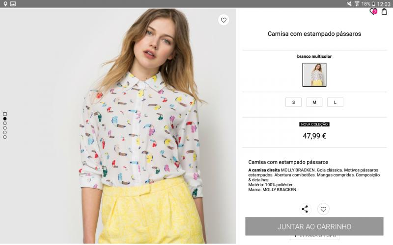 La Redoute -Loja de Moda, Roupa, Casa, Decoração screenshot 9
