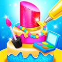 Pretty Makeup Cake Salon - Kids Dessert Games