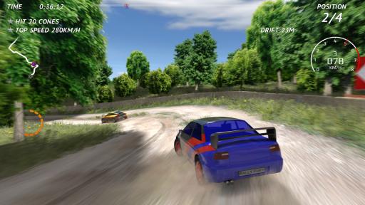 Rally Fury - Extreme Racing screenshot 4