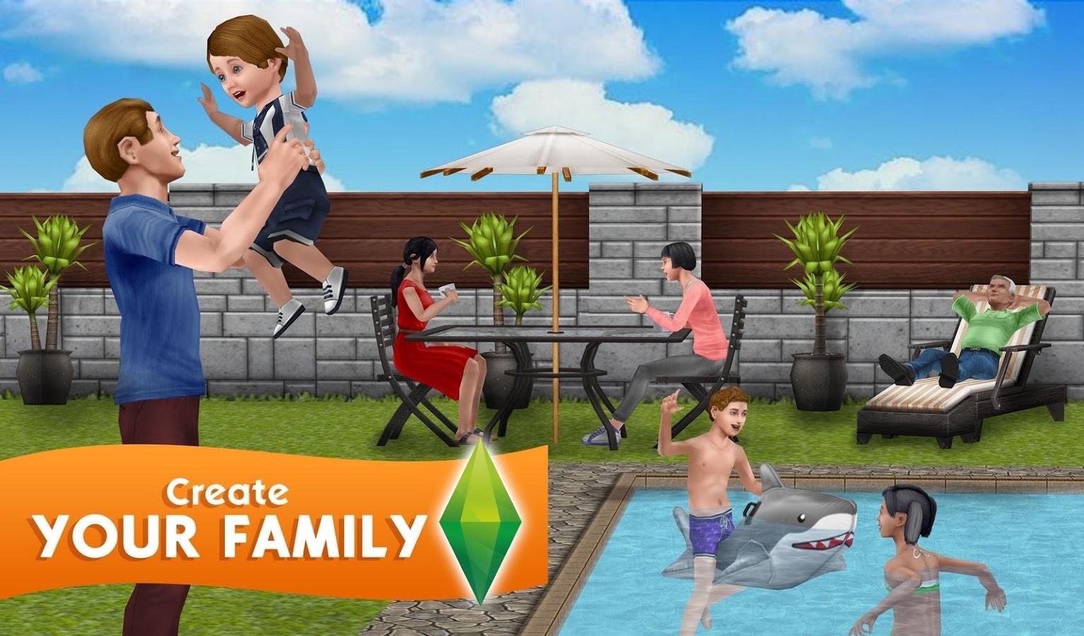 The Sims (Mod) screenshot 3