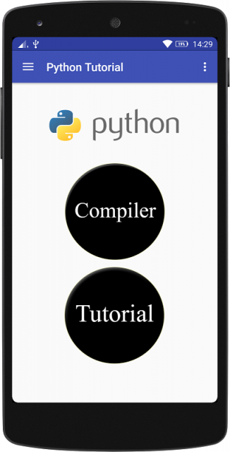 Python Tutorial and Compiler | Download APK for Android