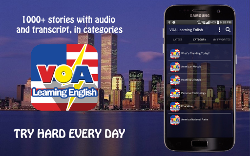 VOA Learning English 2017 1 0 3 Download APK for Android - Aptoide