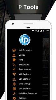 IP Tools - Network Utilities screenshot 2