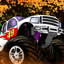 Car Hill Climbing 2D Racing