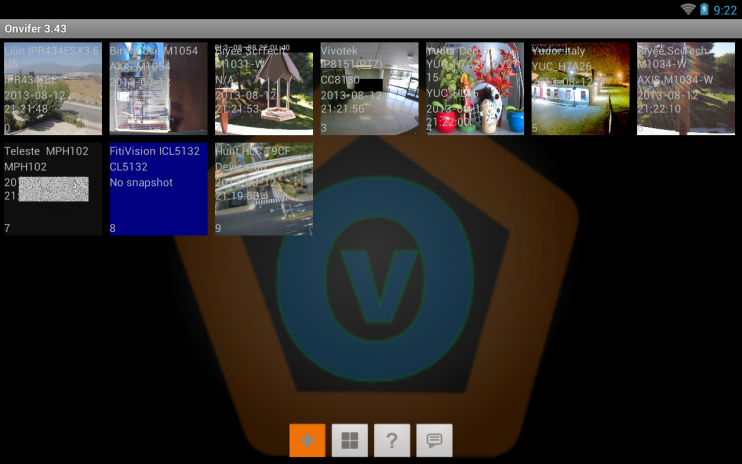 ONVIF IP Camera Monitor (Onvifer) 13 49 Download APK for Android
