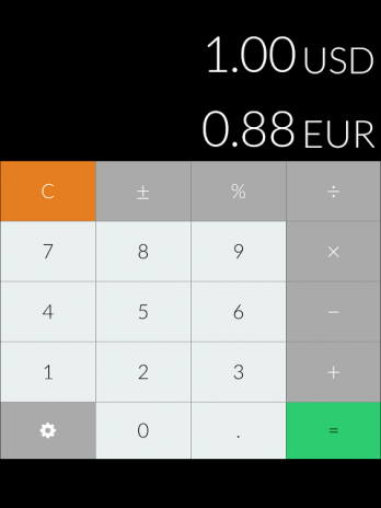Currency Foreign Exchange Rate Money Converter Screenshot 5