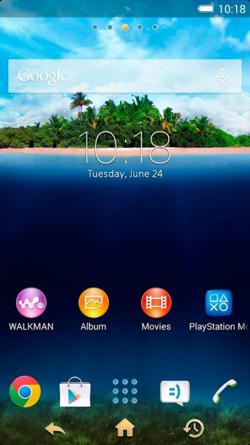 XPERIA™ Tropical | Download APK for Android - Aptoide