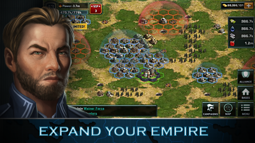 War of Nations: PvP Domination screenshot 3