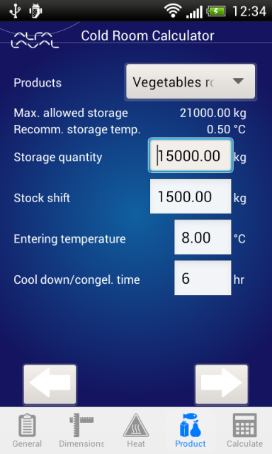 Cold Room Calculator Download Apk For Android Aptoide