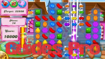 Guides Candy Crush Saga Screen