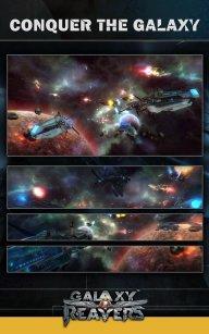 Galaxy Reavers - Space RTS screenshot 6