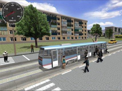 Tram Driver Simulator 2018 screenshot 9