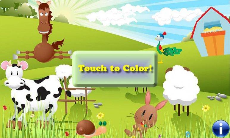 Libro para colorear la granja! 1.0.1 Descargar APK para Android ...