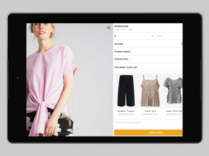 Zalando Lounge - Shopping Club screenshot 6