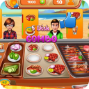 Food Truck - A kitchen Chef's Cooking Game