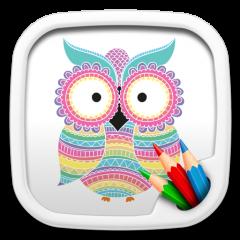 Buku Mewarna Burung Hantu 10 Muat Turun Apk Untuk Android Aptoide