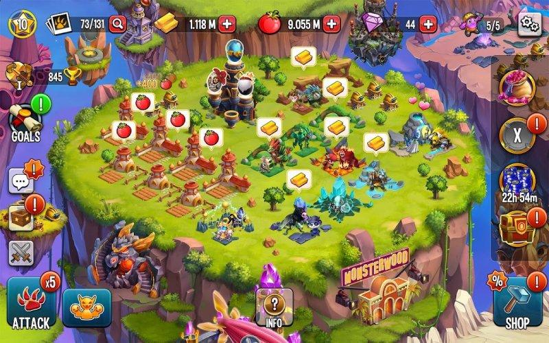 Monster Legends screenshot 18