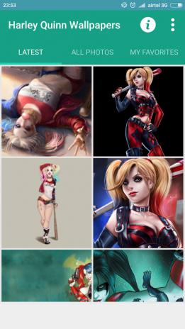 Harley Quinn Wallpapers 10 Descargar Apk Para Android Aptoide