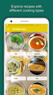 Soup & Curry Recipes: Healthy Nutritious Diet Tips screenshot 12
