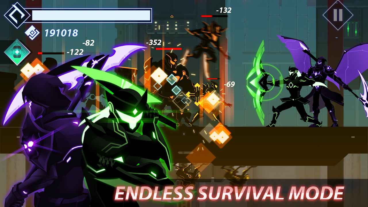 Overdrive - Ninja Shadow Revenge screenshot 2