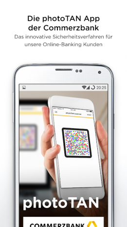 Commerzbank photoTAN 7 1 23 Download APK for Android - Aptoide