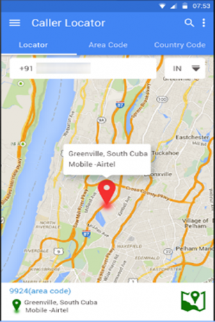 Mobile Number Tracker Location Finder Download APK For Android - Mobile tracker map