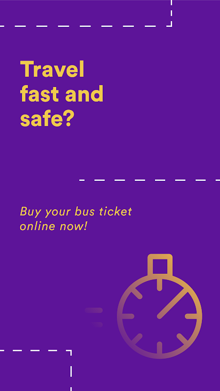 ClickBus - Bus Tickets screenshot 1