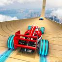 Superhero Formula Car Stunt 3D