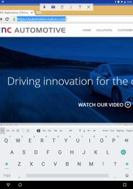 VNC Viewer screenshot 2