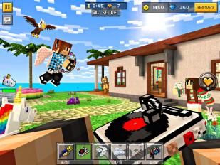 pixel gun 3d pocket edition screenshot 7