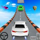 unmöglich Tracks Auto Stunts Fahren: Rennen Spiele