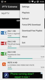 IPTV Extreme 94 0 Download APK for Android - Aptoide