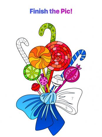 Happy Color Boyama Oyunu 242 Android Aptoide Için Apk Indir