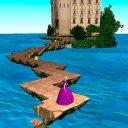 Princess Run to Temple