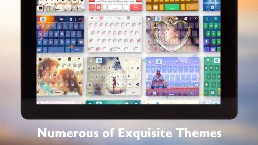 Keyboard screenshot 16