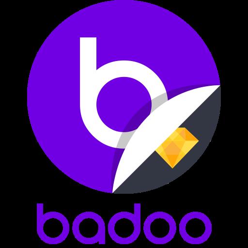 Badoo Desktop-Ansicht