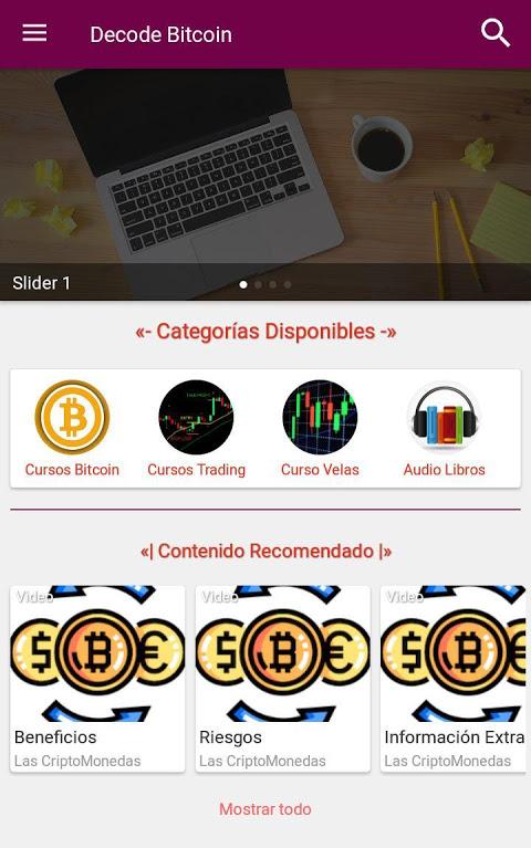 curso trader btc
