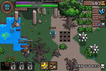 Hero Siege (обновлено v 2.0.4) Мод (много кристаллов) 2