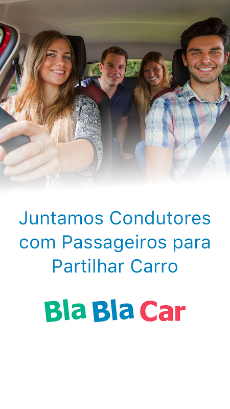 BlaBlaCar - Boleias screenshot 1