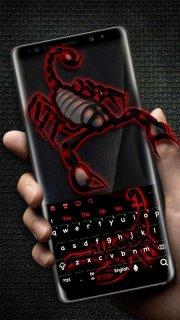 Scorpion Keyboard screenshot 1