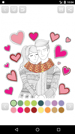 Coloring Book For Me Screenshot 3