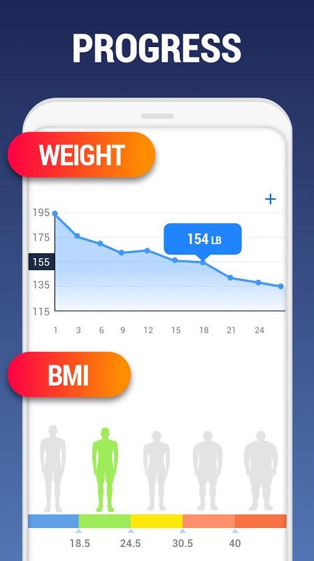 Home Workout - No Equipment screenshot 1