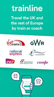 Trainline - Train and Coach Tickets screenshot 5