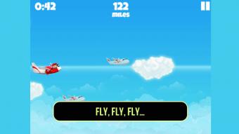 Funky Plane Screenshot