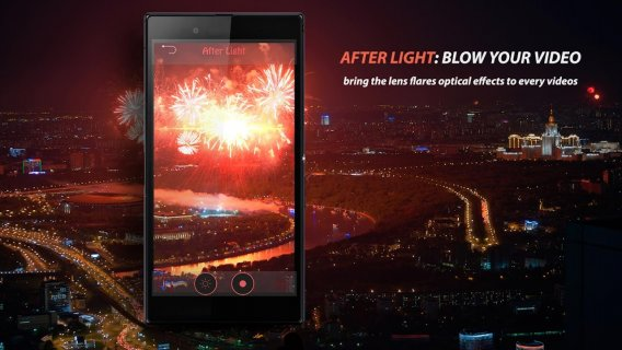 After Light Lens Flare Optical 1 05 Download APK for Android